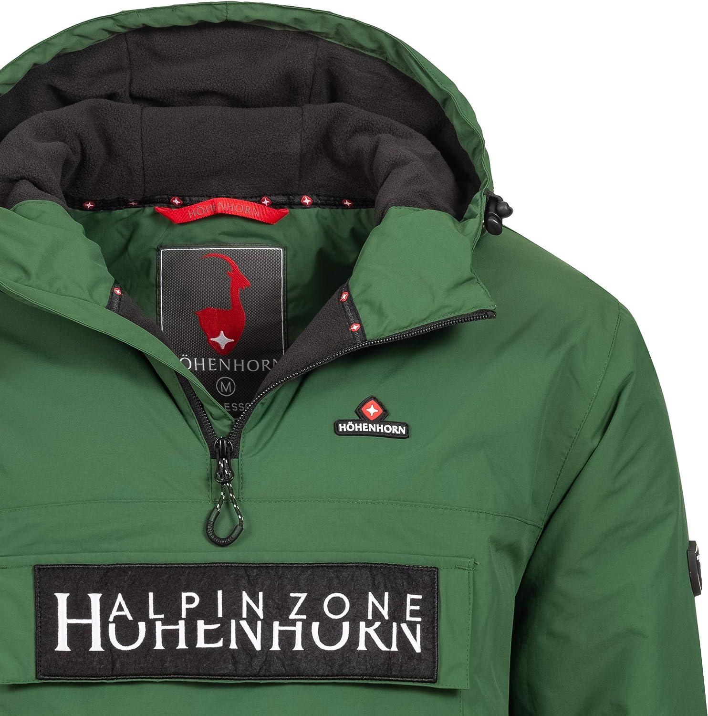 H/öhenhorn Allesso Parka Forrada Chaqueta de Invierno para Hombre