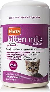 Hartz Powdered Kitten Milk Replacer Formula - 11Oz