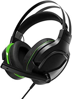 Wage Pro Universal Gaming Headset - Black/Green