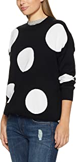 French Connection Women's Giant Spot Knit