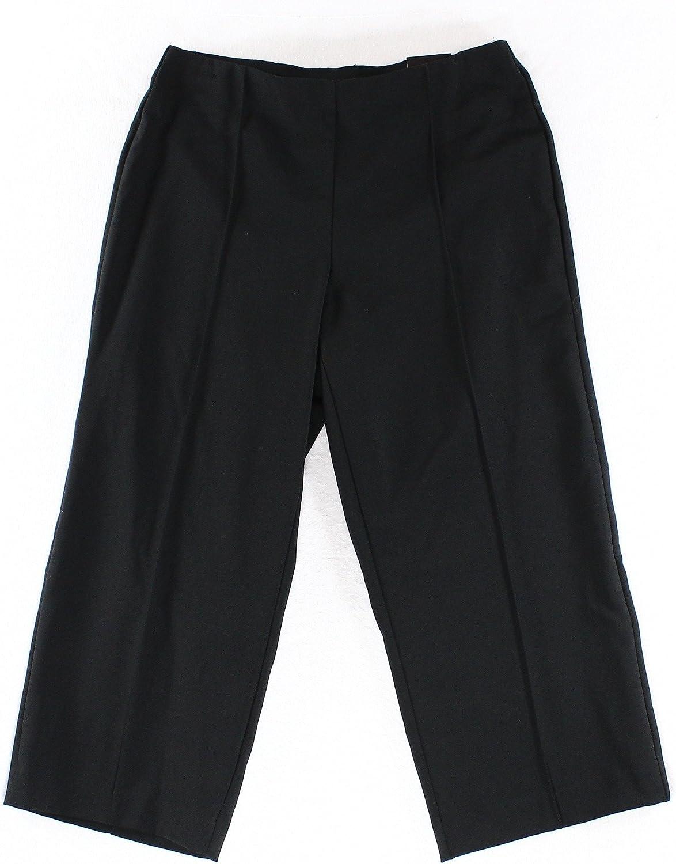Alfani Womens Pleated Comfort Waist Dress Pants