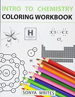 Best chemistry coloring pages Reviews