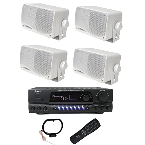 Outdoor Stereo Systems: Amazon com