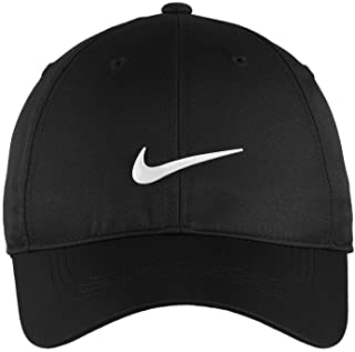 NIKE Authentic Dri-FIT Low Profile Swoosh Front Adjustable Cap