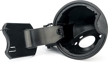 Fuel Filler Door Housing Pocket Assembly - Fits Ford F150 Models Year 2009-2014 - Replaces 9L3Z-9927936-B, 9L3Z9927936B - 2010, 2011, 2012, 2013, 2014 Lincoln Mark LT - Gas Tank Cap Door Hinge
