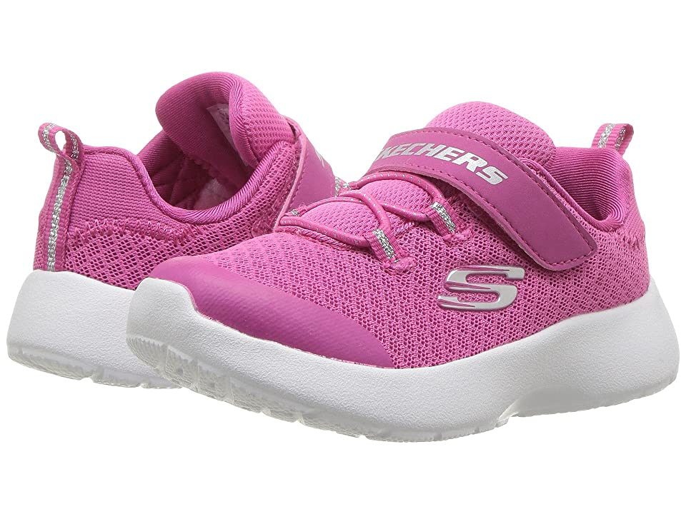 SKECHERS KIDS Dynamight Rally Racer (Toddler) (Pink) Kid