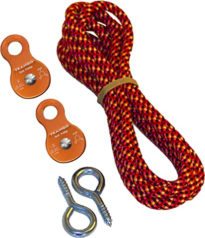 Best Home Training Climbing Equipment Pulley