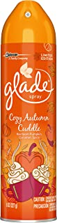 Glade Room Spray Air Freshener, Cozy Autumn Cuddle, 8 Ounces