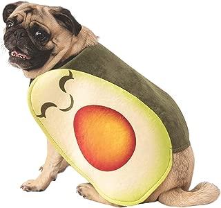 Rubies 鳄梨宠物食品服装 如图所示 大