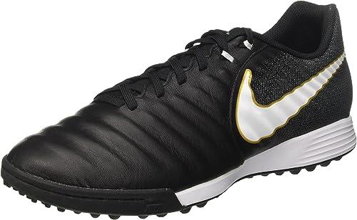 Nike Tiempox Ligera Iv TF Chaussures Chaussures de Football Homme  bienvenue à choisir