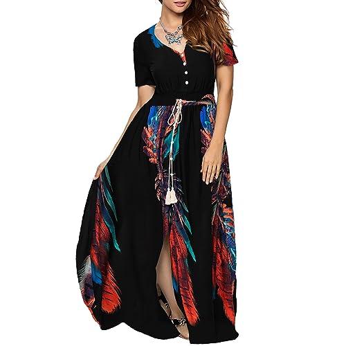 Plus Size Hippie Boho Clothes Amazon Co Uk