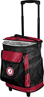 Collegiate 48-Can Rolling Cooler with Backpack Straps