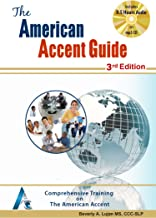 The American Accent Guide, 3rd Edition, Comprehensive Training on The American Accent/book & CD 8.5 hours mp3 audio