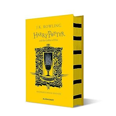 Harry Potter Goblet Of Fire Hufflepuff
