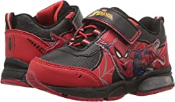 SPF369 Spider-Man™ Lighted Sneaker (Toddler/Little Kid)