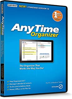 Individual Software AnyTime Organizer Standard 16