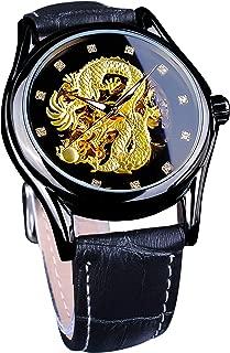 Best dragon wrist watch Reviews
