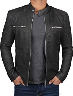 leon leather jacket