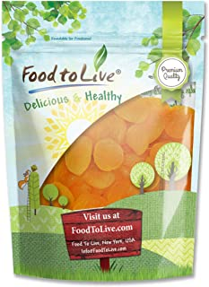 Dried Apricots, 2 Pounds — Kosher, Vegan, Bulk, Product of Turkey