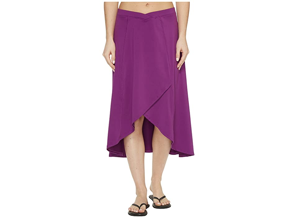 Stonewear Designs Stonewear Skirt (Passion Flower) Women's Skirt