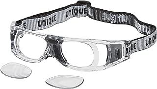 Unique Sports Youth RX Specs Eyeguards for Prescription Lenses