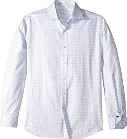Martin Check Long Sleeve Dress Shirt