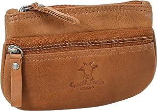 Bolso de Tabaco Gusti Cuero Studio Jack Bolso para Tabaco de Liar Cuero Natural Caucho Natural Marrón Claro 2T16-22-5