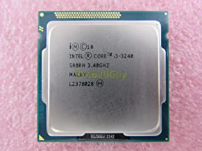 Intel Core i3-3240 3.4GHz 3.40GHz 3M SR0RH Socket 1155 Ivy Bridge CPU Processor