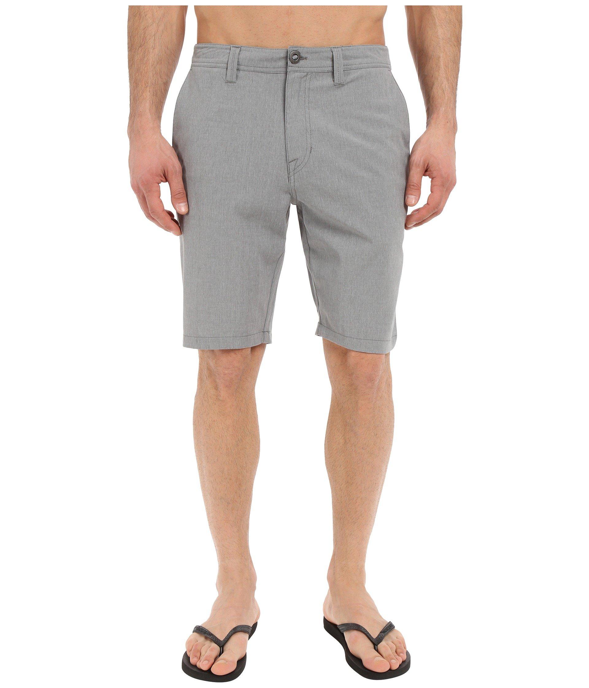 Pantaloneta para Hombre Volcom SNT Static Hybrid Shorts  + Volcom en VeoyCompro.net