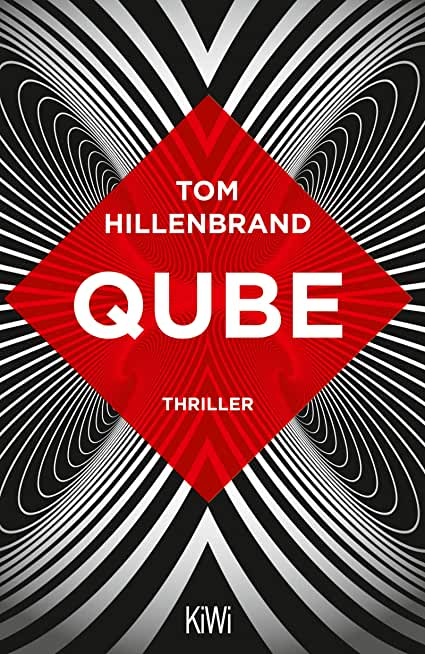 Qube: Thriller (Aus der Welt der Hologrammatica 2) (German Edition)