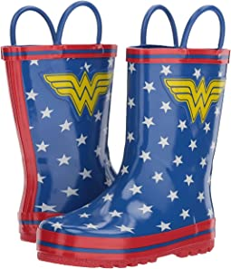 Favorite Characters - Wonder Woman™ Rain Boot (Toddler/Little Kid)