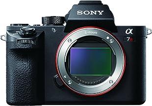 Sony Alpha A7RM2 42.4MP Digital SLR Camera (Black) Body Only (ILCE-7RM2)