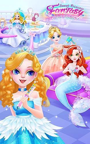 『Sweet Princess Fantasy Hair Salon』の2枚目の画像