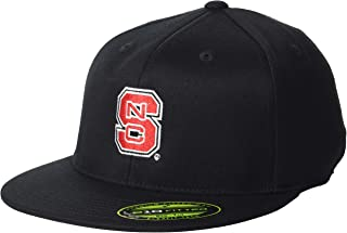 Ouray Sportswear NCAA Adult-Unisex Flexfit 210 Flat Brim Cap