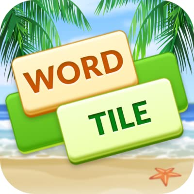 Word Tile Puzzle: Free Fun Word Search and Crossword Games