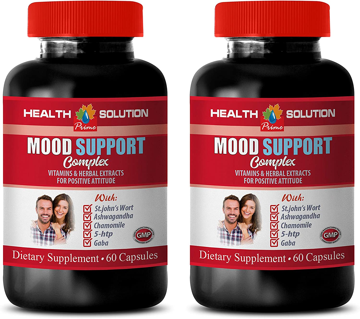 Better Mood and Energy Easy-to-use Supplement Complex Vitam - Support Seattle Mall