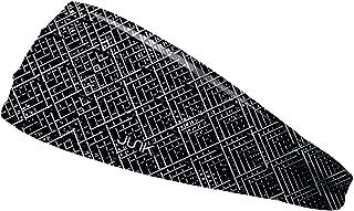 JUNK Brands Industry Big Bang Lite Headband, Black, One Size