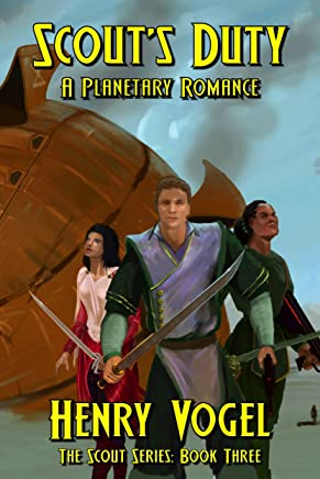 Scout's Duty: A Planetary Romance (Scout series Book 3) (English Edition)