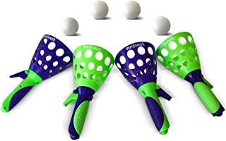 Geospace Original Pop 'N Catch Game (2-Pack (Set of 4))