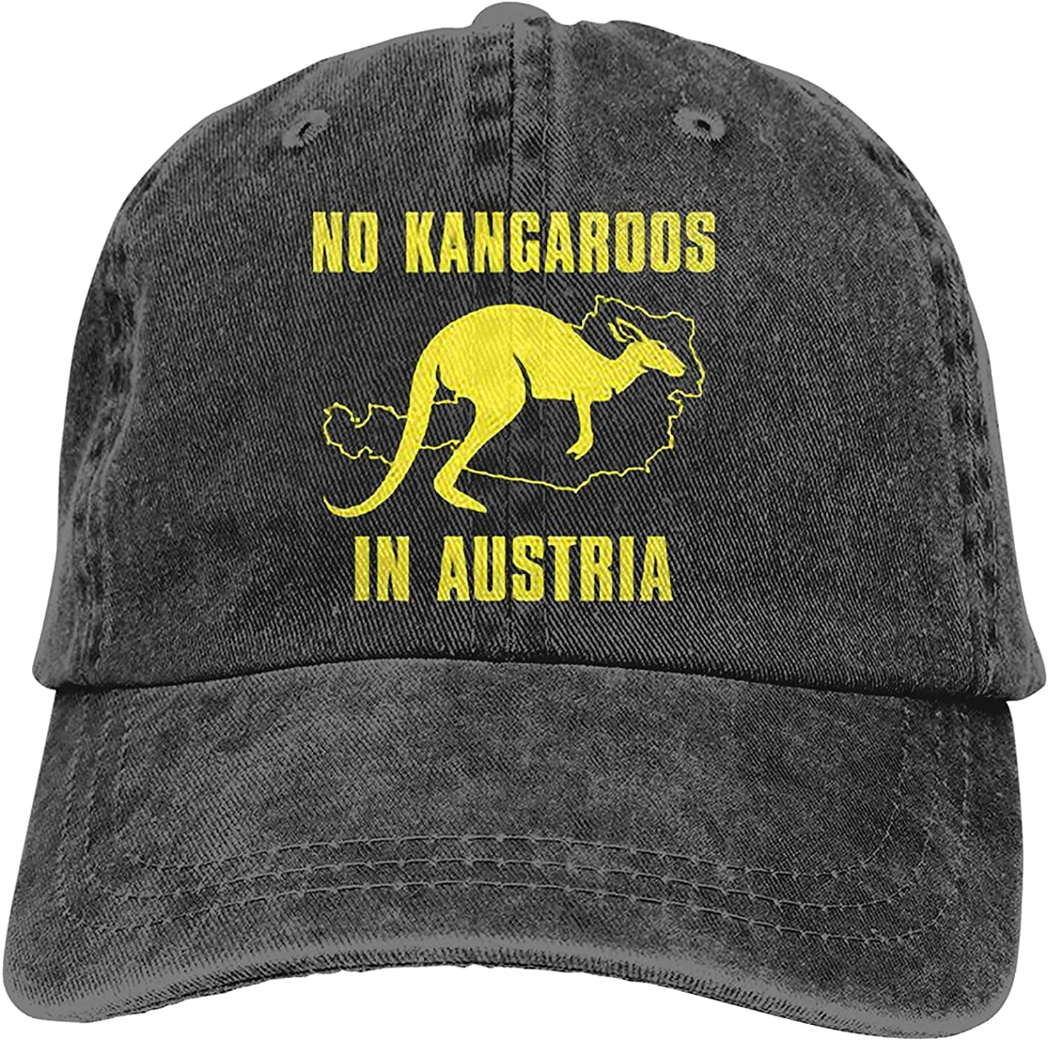 Max 69% OFF No Kangaroos in Austria Sports Hat Baseball Today's only Cap Trucker Washable