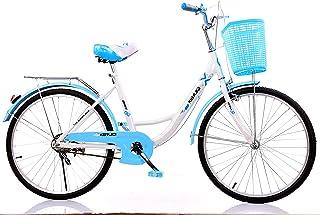دراجة سباق للنساء من ماكس 1 سبيد 61 سم، ازرق