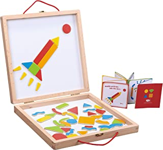 Fat Brain Toys Magnetic Creation Station Arts & Crafts for Ages 3 to 4