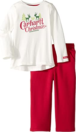 Carhartt Kids - Holiday Two-Piece Gift Set (Infant)