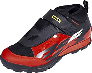 Mavic Deemax Elite - Zapatillas Hombre - Rojo/Negro Talla del Calzado EU 46 2019