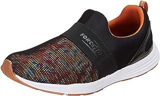 Force 10 (from Liberty) Women's Black Running Shoes - 6.5 UK/India (40 EU)(5936006100400)