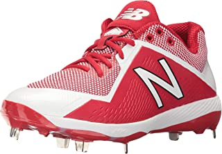 Best red metal baseball cleats Reviews