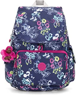 Kipling Disney's Minnie Mouse And Mickey Mouse City Pack Backpack
