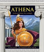 Athena: Goddess of Wisdom, War, and Crafts (Greek Mythology)