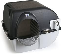 Omega Paw EL-RA15-1 Elite Roll 'n Clean Litter Box, Regular