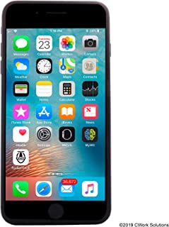 Điện thoại di động Apple – Apple iPhone 8 Plus, 64GB, Space Gray – For AT&T / T-Mobile (Renewed)